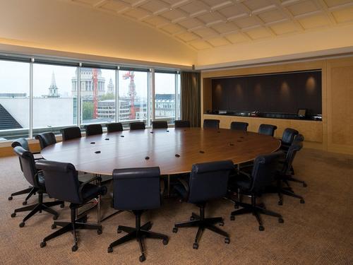 Genial Frem Bespoke Boardroom Tables